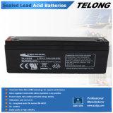 12V2.3ah Bateria Geral para iluminação de emergência
