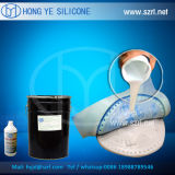Due Components Tin Cured Silicon Rubber per Decoration Plaster Building Molds Making