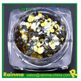 Pó de venda quente do Glitter do animal de estimação/Glitters de alta qualidade para o vidro, Arts&Crafts
