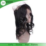 Frontal superiore dei capelli umani 360 dell'onda del corpo di prezzi bassi