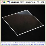 La qualité en plastique de la feuille 1.2g/cm3 de panneau décoratif a moulé la feuille acrylique pour le bâti de bronzage