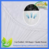 80% coton 20% Polyester imperméable Terry matelas couverture