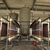 Trattamento di acque luride dei prodotti chimici di trattamento delle acque CPAM