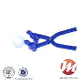 Fabricante redondo plástico do Snowball para miúdos
