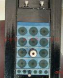 Furos da entrada 12 da parede do cabo ajustável