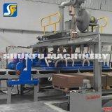 Machines de fabrication de papier Using la pulpe de papier faisant le panneau de puce de téléconférence
