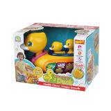 Plastik-B-/Ostoß u. gehen Ente-Baby-intellektuelle Spielwaren (H0001251)