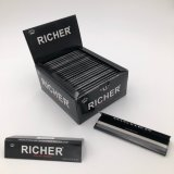 Reicherer ungebleichter Zoll 70*36mm der Zigaretten-Walzen-Papier-1.0