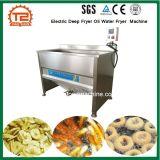China fritadeira eléctrica da máquina fritadeira água do óleo