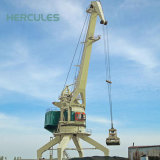 40t Single Jib Port From Cranium Clouded, Hydraulic Jib Crane