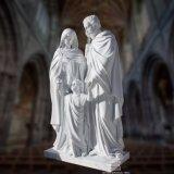 신성한 가족 동상 조각품 종교적인 조각품