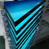 シンセンLEDの軽い製造者は現代三角形LEDのパネルをカスタマイズする