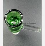 De groene Pijp van het Glas van Dames werpt 14.5mm, de Pijp van de Waterpijp van 18.8mm
