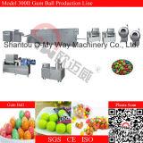 Línea de producción de goma de bolas