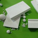 Componenti di ceramica di usura dell'allumina per protezione resistente all'uso