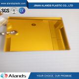 Miroir feuille acrylique feuille de plastique Miroir acrylique Slivoïde d'administration