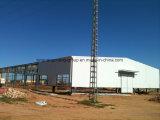 Taller de acero prefabricados en Argelia