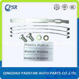 Accesorios de las zapatas de freno de las piezas de automóvil del alto rendimiento Wva29137