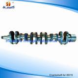 トラックは三菱6D15 Me032364 6D22/6D24/6D31/6D34/6D40/6dB1のためのクランク軸を分ける