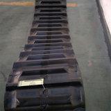 Piste en caoutchouc de moissonneuse de cartel de Kubota DC60/DC70/chenille en caoutchouc/châssis en caoutchouc de piste