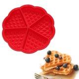 Булочка Bakeware прессформы Waffle силикона семьи варя вспомогательное оборудование кухни инструментов