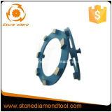 200mmのコンクリート12mmセグメントダイヤモンド指輪の粉砕ディスク