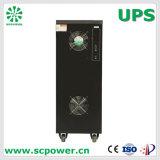 LCDのオンライン電源10kVA 3段階長いバックアップオンラインUPS