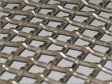 工場価格のひだを付けられた金網