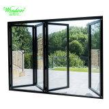 Vinyle PVC personnalisés balcon français pour la vente de la fenêtre