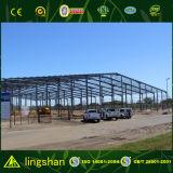 Пакгауз самомоднейшей стальной структурно низкой цены ISO полуфабрикат