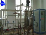 Biorreactor vestido de enfriamiento y de calefacción de acero de la presión