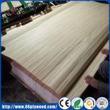 folheado de madeira Recon branco projetado skate da face de 0.5mm