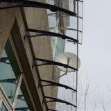 Afbaarden van het Venster van het Polycarbonaat van de Luifel van de deur het Waterdichte Plastic
