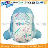 Usine de couche-culotte de bébé d'Uni4star dans Fujian, couche-culotte de bébé d'étoile