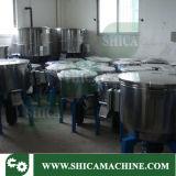 grânulo 100kg plásticos que misturam a maquinaria