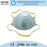 Masque de poussière remplaçable de la qualité En149 Ffp1