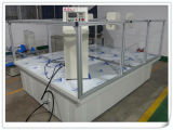 La frecuencia regulada de la velocidad 5Hz puede máquina analogica de encargo de la prueba de vibración del transporte