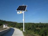 cámara sin hilos al aire libre del CCTV 3G 4G WiFi de 1.3MP HD con el sistema eléctrico de la batería solar