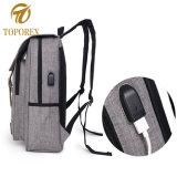 Для использования вне помещений для USB-рюкзак Многофункциональная сумка для ноутбука для мужчин