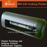 Trazador de gráficos del corte de máquina del cortador de la impresora de las hojas del vinilo y del poliester de la mesa 240m m 330m m A4 A3 de Boway