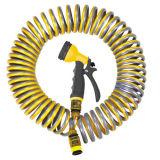 Unità di elaborazione flessibile di gomma EVA del tubo flessibile di spirale dell'acqua di fonte del giardino del giardino della fabbrica del fornitore