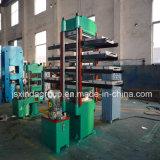 Vulcanizer Xlb-500 tuile en caoutchouc de la brique de recyclage des pneus de rebut de la machine de moulage