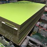 1220*2440mm de color sólido aglomerado melamina Muebles de interior