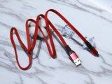 Heiß, schnell aufladenusb-Kabel für iPhone&Android verkaufend