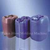 Extrusión soplado automática de contenedor de plástico de hacer máquinas de moldeo por soplado