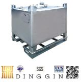 Ss316L de Vloeibare Container van het Staal met de Goedkeuring van de V.N.