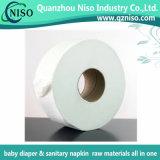 China-Windel-Rohstoff-Seidenpapier mit SGS (BJ-056)