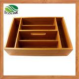 Bambusbrot-Kasten-Aufbewahrungsbehälter