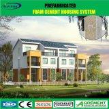 アフリカのプロジェクトの熱い電流を通された移動式モジュラープレハブの建物