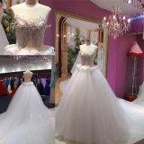 Bridal платье Wgf046 мантии шарика венчания 2018